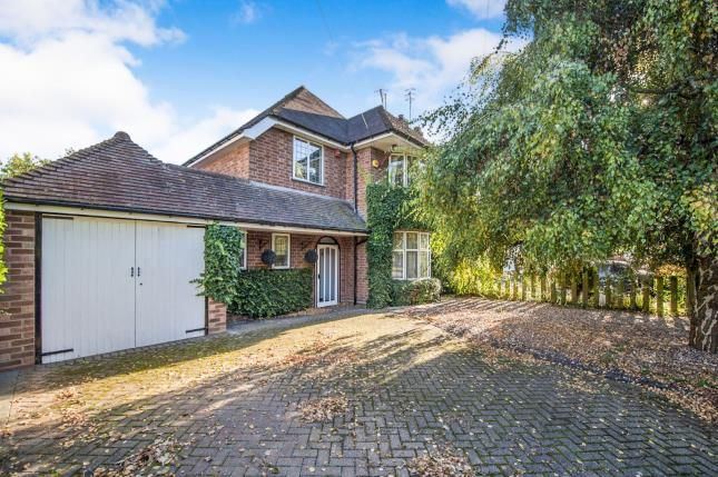 Thumbnail Detached house for sale in Avon Crescent, Stratford-Upon-Avon, Stratford Upon Avon, Warwickshire