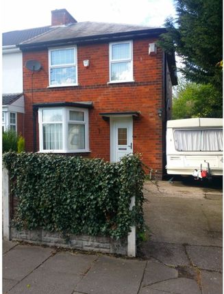 Thumbnail Property for sale in Yardley Fields Road, Stechford, Birmingham