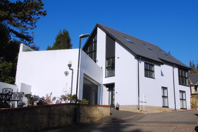 Thumbnail Detached house for sale in The Glades, Penarth