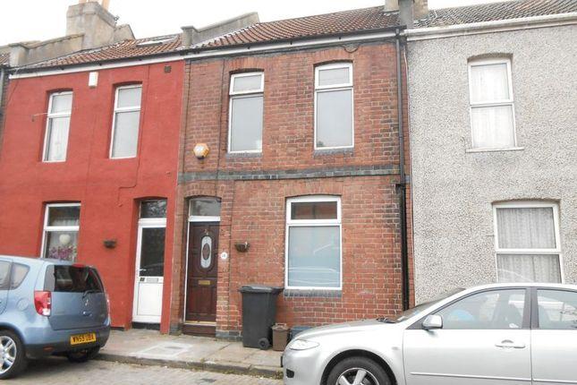 Thumbnail Terraced house to rent in Birkin Street, St. Philips, Bristol