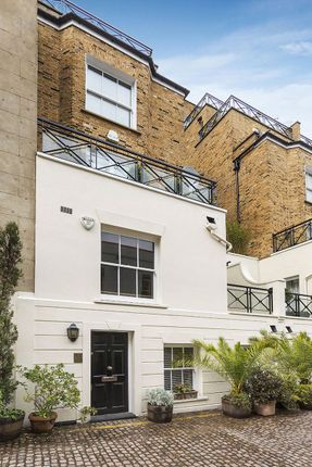 Thumbnail Terraced house for sale in Stanhope Mews South, South Kensington, London