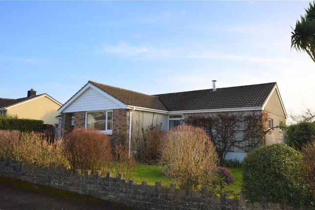 Thumbnail Detached bungalow for sale in Fourgates, Menheniot, Liskeard, Cornwall