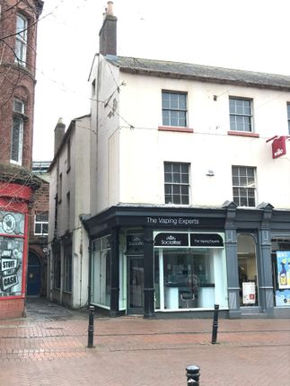 Thumbnail Office to let in Scotch Street, 40, Carlisle