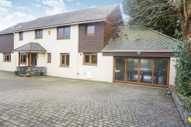 Thumbnail Detached house for sale in Wingfield Road, Plymouth