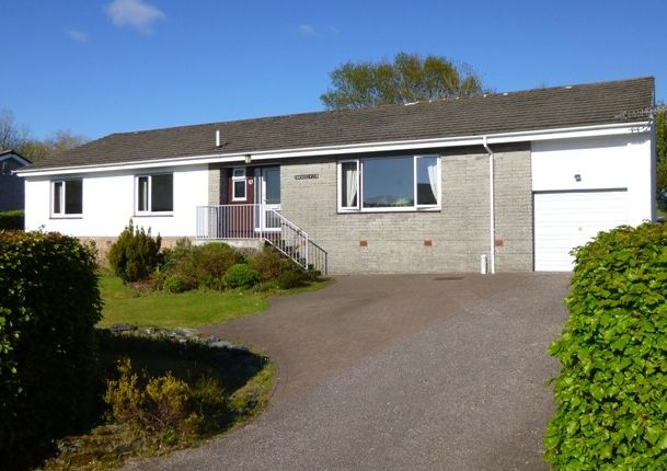 Detached bungalow for sale in Kilmory Road, Lochgilphead, Argyll