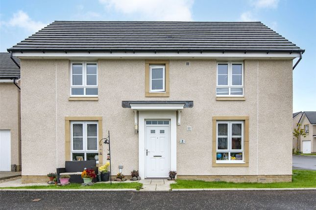 Thumbnail Detached house for sale in Turnbull Way, Stirling, Stirlingshire