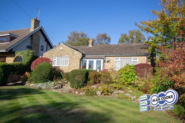 Thumbnail Detached bungalow for sale in Alwoodley Lane, Alwoodley, Leeds