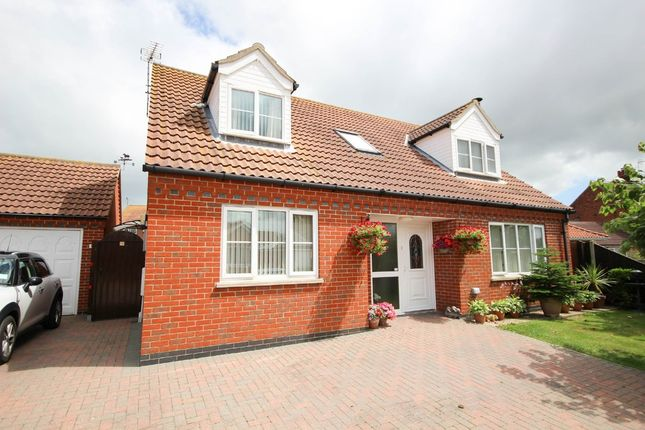 Thumbnail Detached house for sale in Hall Road, Martham, Great Yarmouth