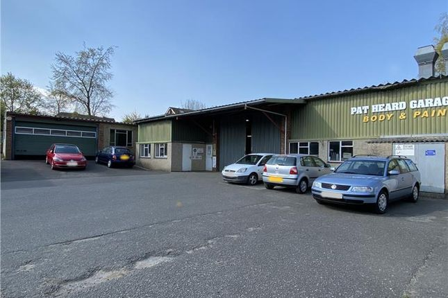 Thumbnail Commercial property for sale in The Willows, The Street, Bearsted, Maidstone, Kent