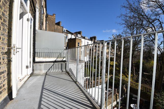 Thumbnail Flat to rent in Grosvenor Avenue, Highbury, London