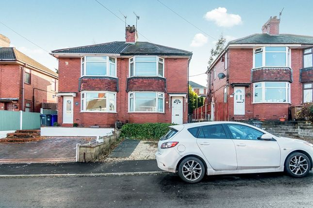 Thumbnail Semi-detached house to rent in Sutherland Avenue, Dresden, Stoke-On-Trent