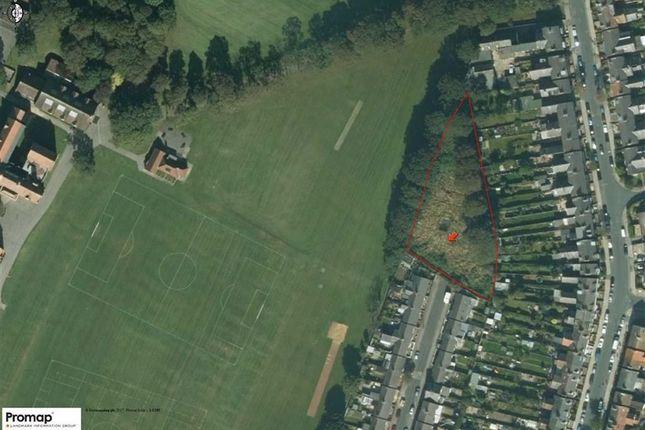 Thumbnail Land for sale in St Johns Avenue West, Bridlington, E Yorkshire
