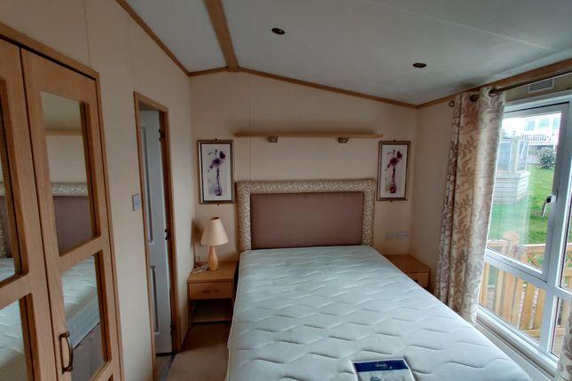 Master Bedroom of Greenfields Holiday Park, Nr. Llangranog SA44