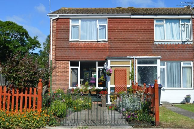 Thumbnail Terraced house for sale in Cedar Close, Margate