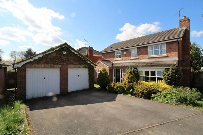 Thumbnail Detached house to rent in Avonmere, Rugby