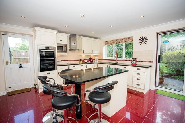 Thumbnail Detached house for sale in Clarke Close, Palgrave, Diss