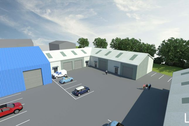 Thumbnail Business park for sale in Saxilby Enterprise Park, Saxilby, Lincoln