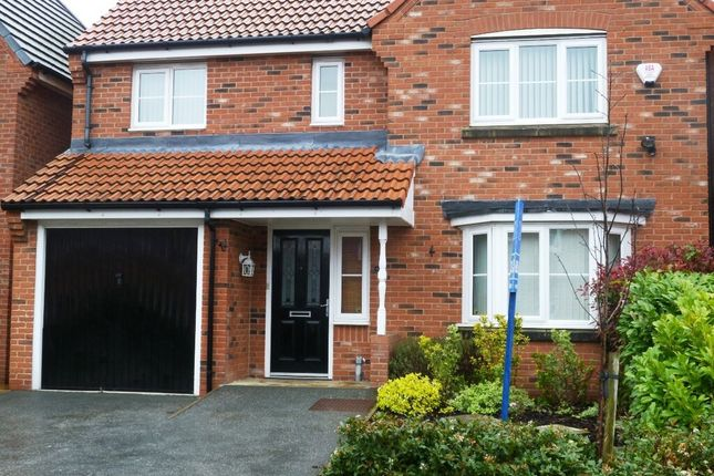 Thumbnail Detached house to rent in Statham Road, Prenton