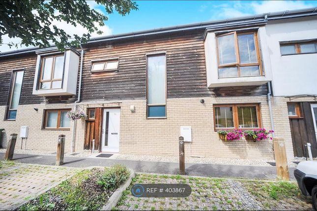 Thumbnail Terraced house to rent in Cowleaze, Chippenham