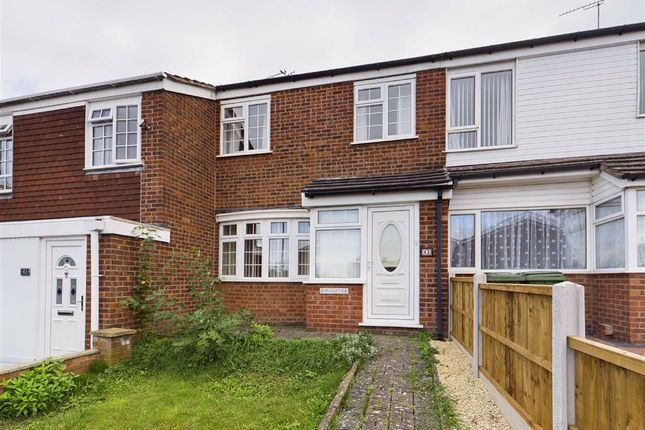 3 bed terraced house for sale in Winchcombe Drive, Worcester WR4