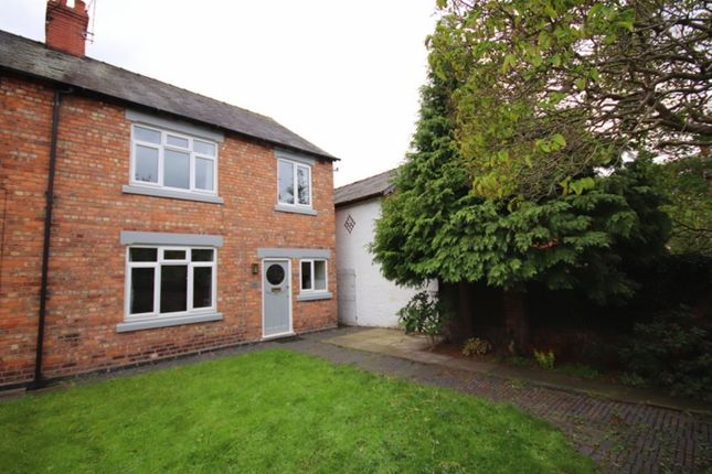 Thumbnail Semi-detached house to rent in Hillfield View, Nantwich
