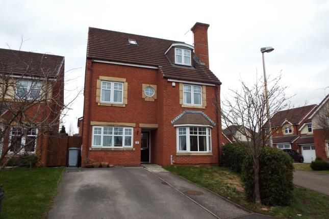 Thumbnail Detached house for sale in Barnato Close, Leighton, Crewe, Cheshire