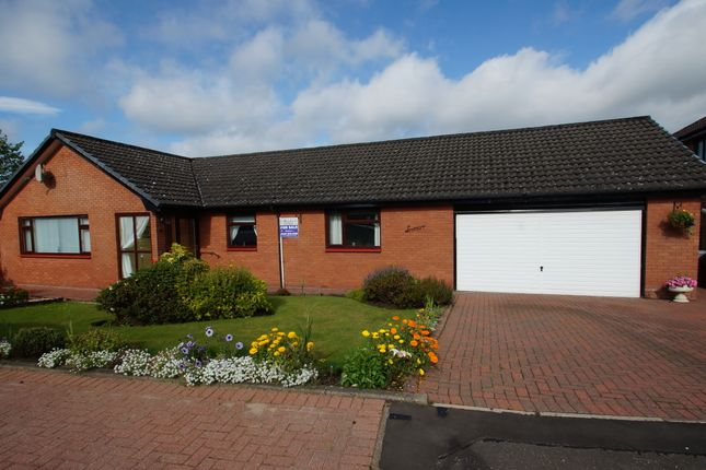 Thumbnail Bungalow for sale in Birkfield Place, Carluke
