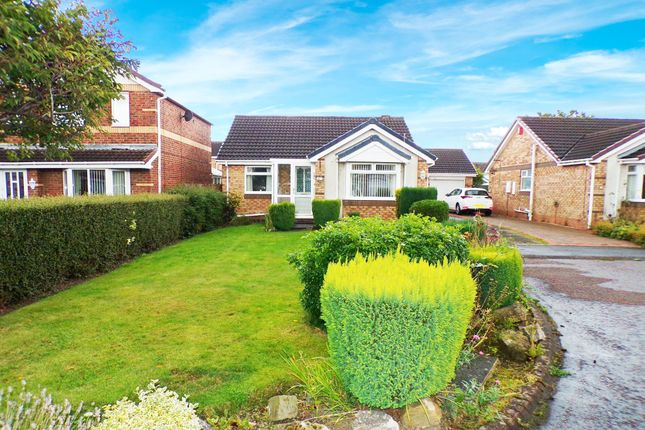 Thumbnail Bungalow for sale in Palmers Green, Forest Hall, Newcastle Upon Tyne