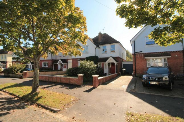 Thumbnail Detached house for sale in Woodville Road, Bexhill On Sea, East Sussex