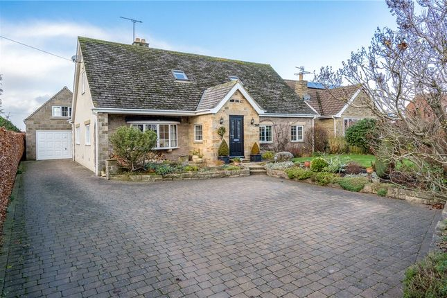 Thumbnail Detached house for sale in Station Road, Goldsborough, Knaresborough, North Yorkshire