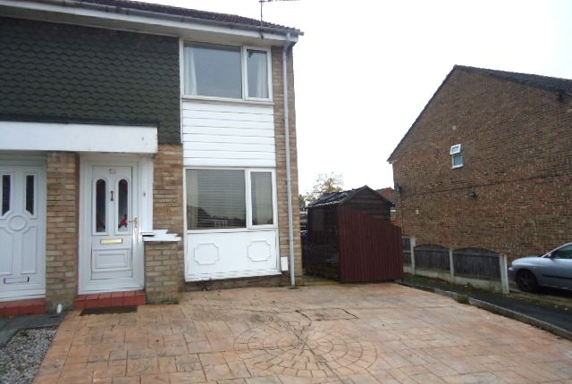 Thumbnail Semi-detached house to rent in Sanderling Road, Offerton, Stockport