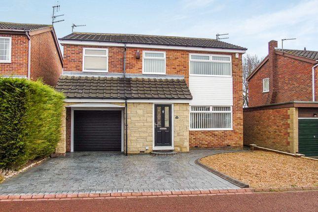 Thumbnail Detached house for sale in Blackdene, Ashington