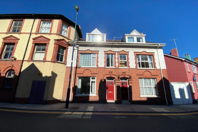 Thumbnail Terraced house to rent in Thespian Street, Aberystwyth