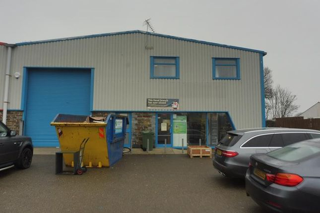 Thumbnail Light industrial to let in 16 Bucklers Lane, St. Austell, Cornwall