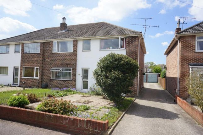 Thumbnail Maisonette to rent in Greenways Avenue, Throop, Bournemouth