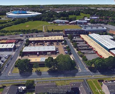 Light industrial to let in Unit 10, Argyle Street Ufe, Argyle Street, Kingston Upon Hull