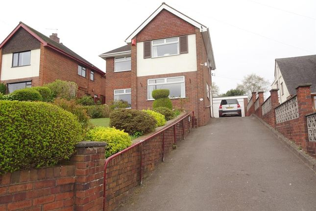 Thumbnail Detached house to rent in Sandon Road, Stoke-On-Trent