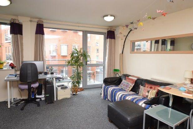 Thumbnail Flat to rent in Millwright Street, Leeds