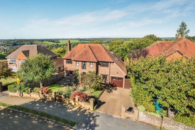 Thumbnail Detached house for sale in Brands Hill Avenue, High Wycombe