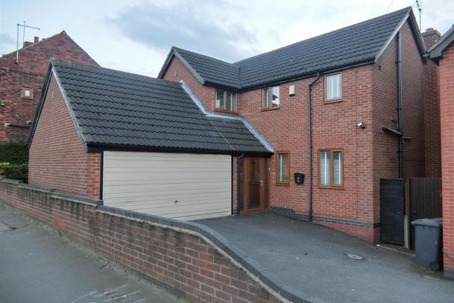 Thumbnail Detached house for sale in Talbot Street, Whitwick, Leicestershire