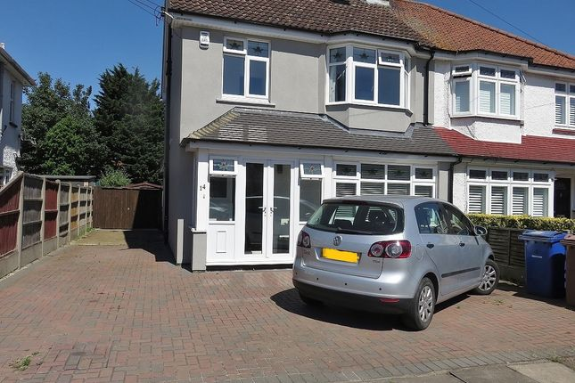 Thumbnail Semi-detached house for sale in Barstable Road, Stanford Le Hope