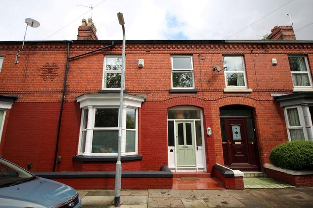 Thumbnail Terraced house for sale in Hartington Road, Garston