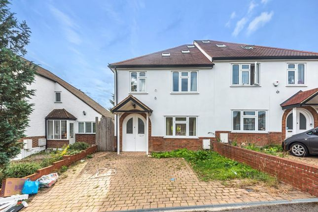 Thumbnail Semi-detached house to rent in Northwood, Greater London