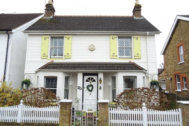 Thumbnail Detached house for sale in Station Road, West Byfleet