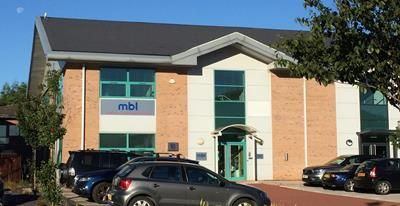 Thumbnail Office for sale in Unit 16, Edward Court, Altrincham, Cheshire
