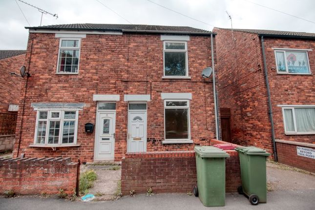 Thumbnail Terraced house to rent in Grange Lane South, Scunthorpe