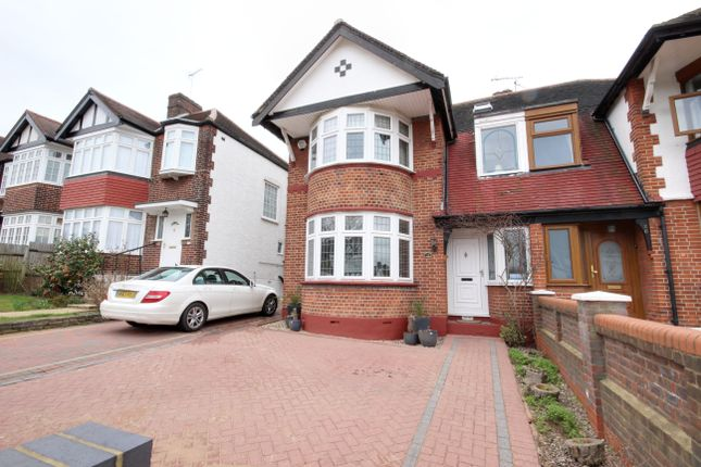 4 bed semi-detached house for sale in The Birches, Winchmore Hill