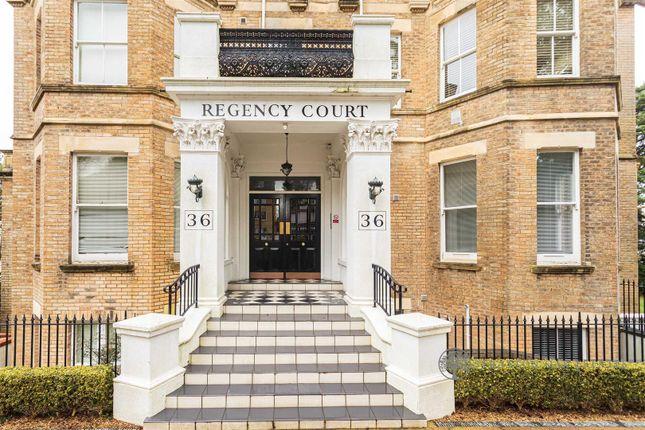 Thumbnail Flat to rent in Knyveton Road, Bournemouth