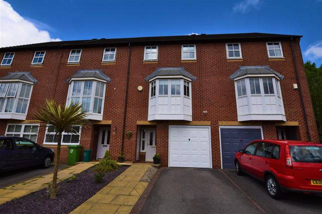 Thumbnail Town house for sale in Dan Y Graig Heights, Talbot Green, Pontyclun
