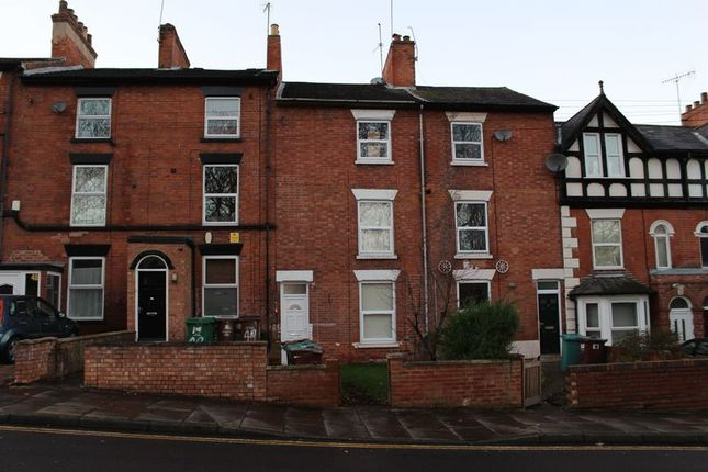 Thumbnail Terraced house to rent in Cromwell Street, Arboretum, Nottingham